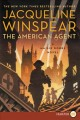 The American agent [large print]
