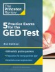 5 practice exams for the GED test