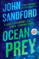 Ocean prey [large print]