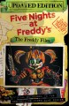 The Freddy files : the updated official guidebook to the bestselling video game series