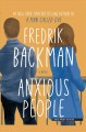 Anxious people [large print] : a novel