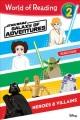 Star Wars Galaxy of Adventures : Heroes & Villains