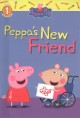 Peppa Meets Mandy Mouse : Level 1 Reader With Stickers