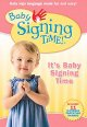 Baby signing time! Vol. 1, It's baby signing time
