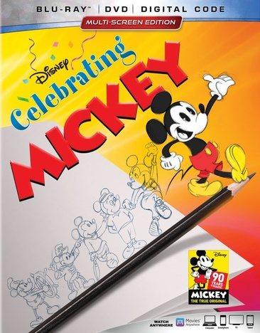 Celebrating Mickey
