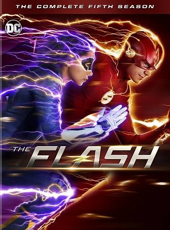 The Flash. The Complete Fifth Season