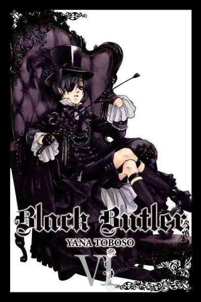 Black Butler. VI, Black Golfer