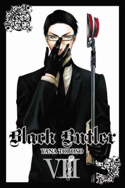 Black Butler. VIII, Black Track