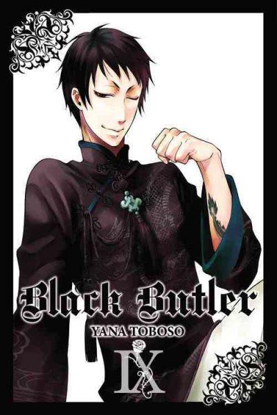 Black Butler. IX, Black Chief