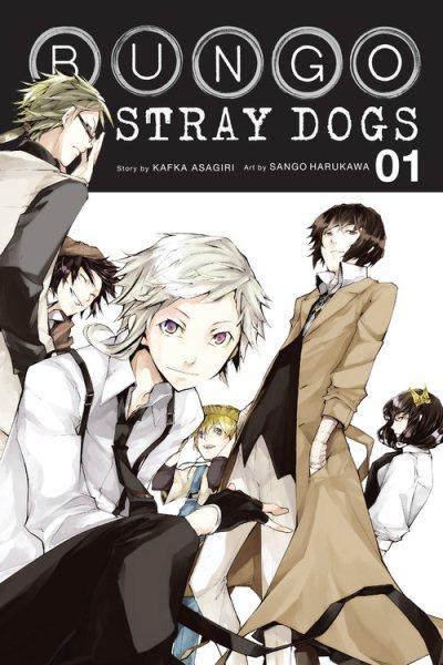 Bungo Stray Dogs. 01