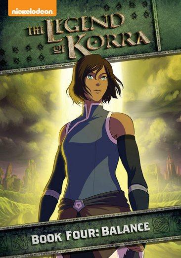 Legend of Korra. Book Four, Balance
