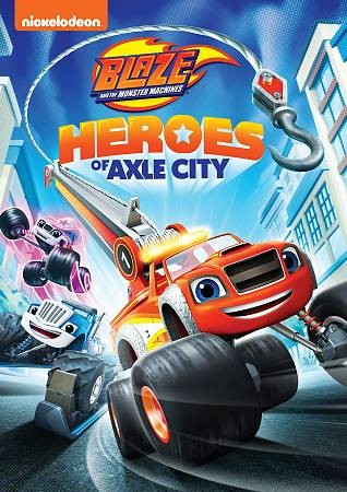 Blaze and the Monster Machines. Heroes of Axle ...