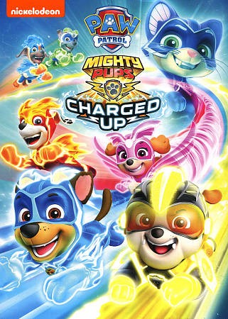 Paw Patrol Mighty Pups. Charged Up.