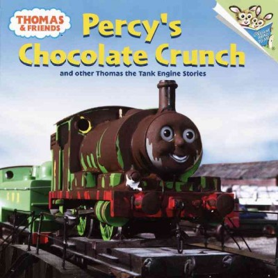 Percy's Chocolate Crunch and Other Thomas the T...