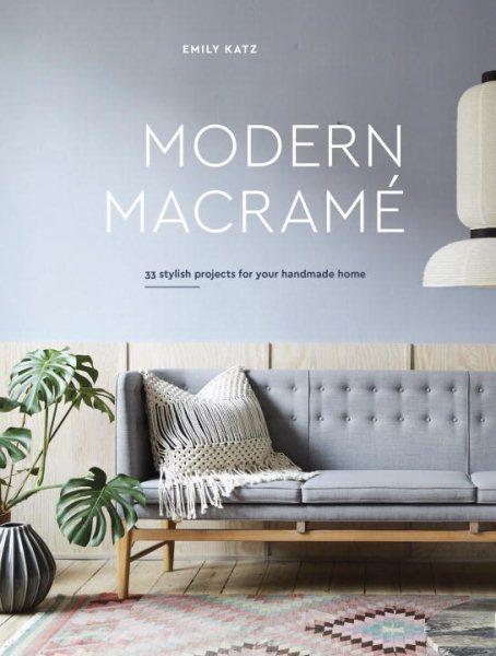 Modern Macramé