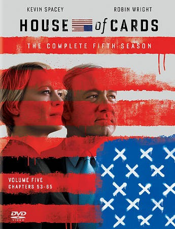 House of Cards. The Complete Fifth Season