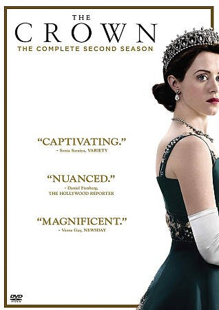 The Crown. The Complete Second Season