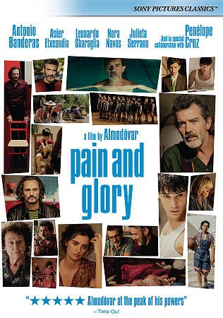 Pain and Glory = Dolor Y Gloria