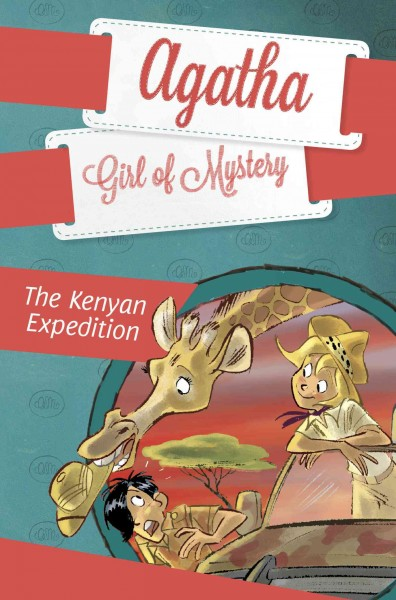Agatha, Girl of Mystery. Kenyan Expedition
