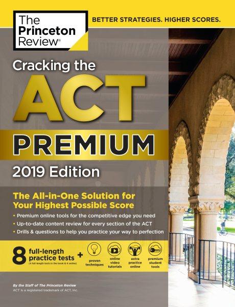 Cracking the ACT Premium