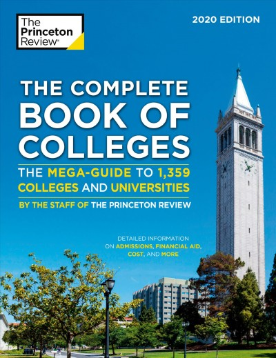 The Complete Book of Colleges.
