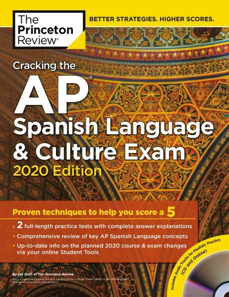 Cracking the AP Spanish Language & Culture Exam...