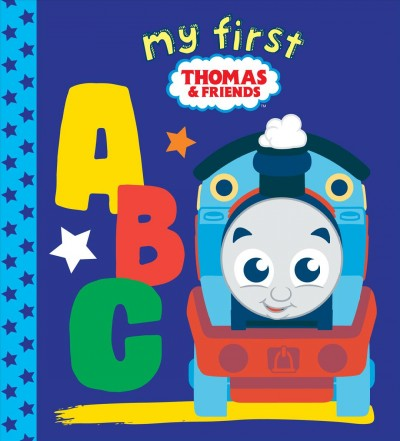My First Thomas & Friends ABC.