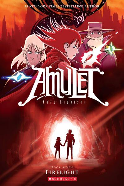 Amulet.  Book 7, Firelight