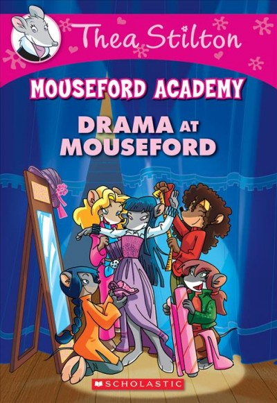 Drama at Mouseford Academy