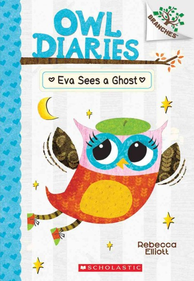 Eva Sees a Ghost