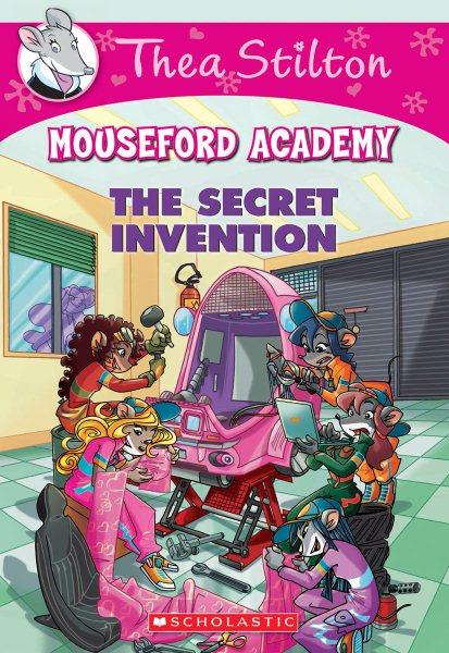 The Secret Invention. 5
