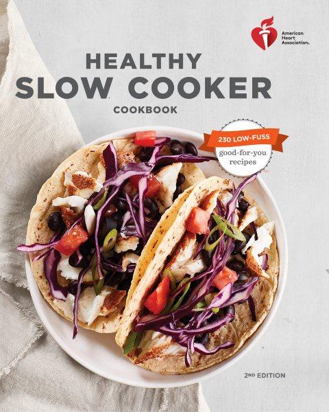Healthy Slow Cooker Cookbook.