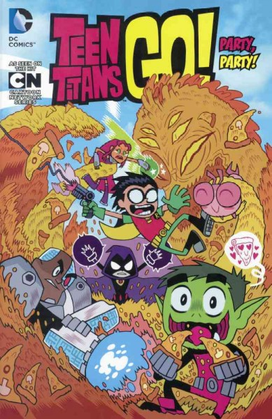 Teen Titans Go! Volume 1, Party, Party!