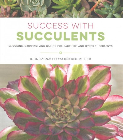 Success with Succulents