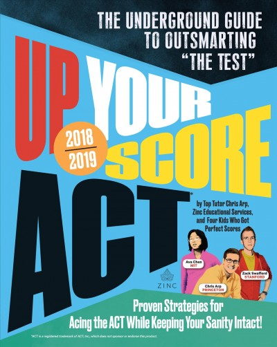 Up Your Score 2018-2019