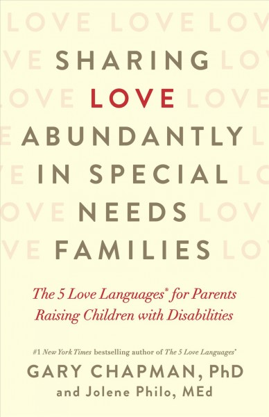 Sharing Love Abundantly in Special Needs Families