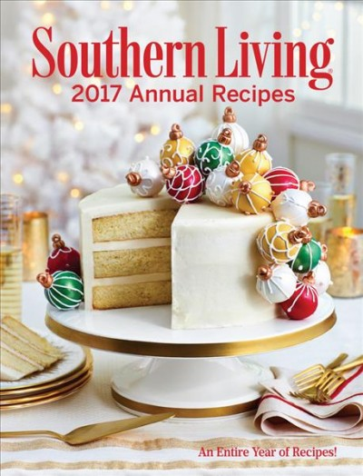Southern Living 2017 Annual Recipes