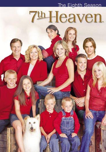 7th Heaven Complete 8th Season.