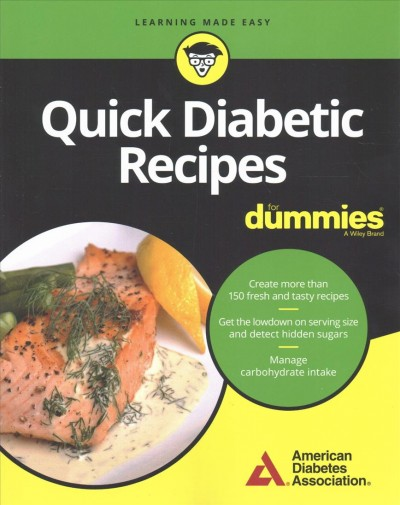 Quick & Easy Diabetic Meals for Dummies