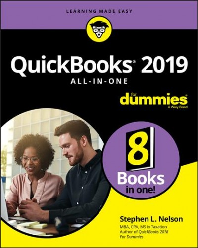 Quickbooks 2019 All-in-one for Dummies