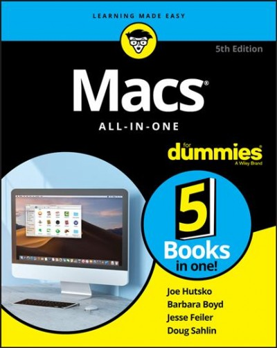 Macs All-in-one for Dummies.
