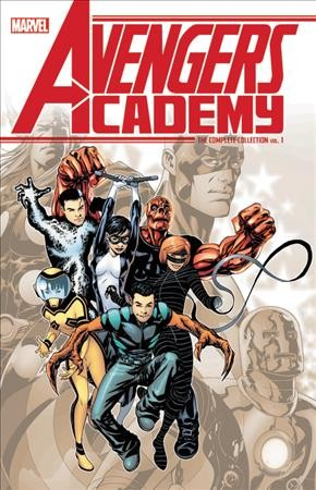 Avengers Academy - the Complete Collection 1