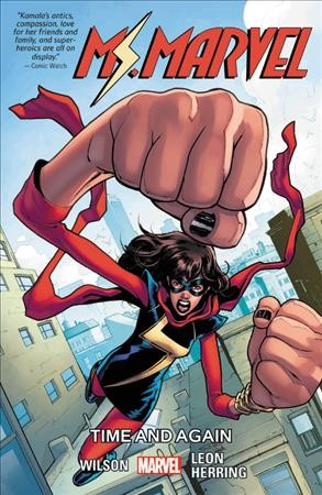 Ms. Marvel. 10, Time and Again