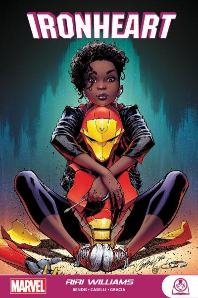 Ironheart. Vol. 1, Riri Williams