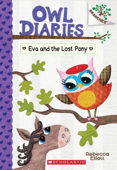 Eva and the Lost Pony