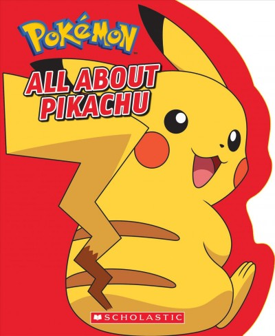 All About Pikachu.