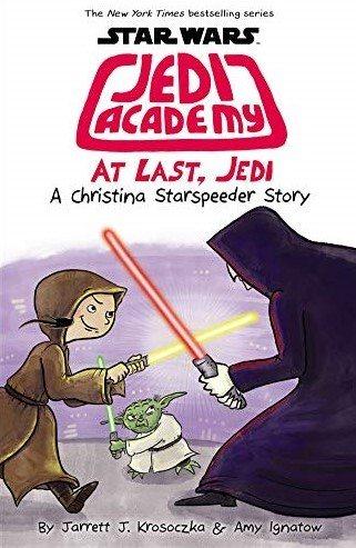 Jedi Academy. At Last, Jedi