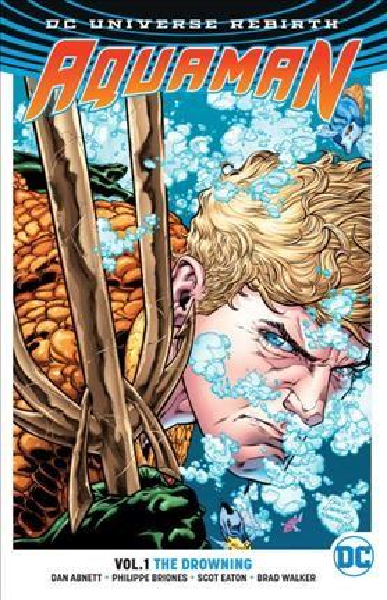 Aquaman.  Vol. 1,  the Drowning