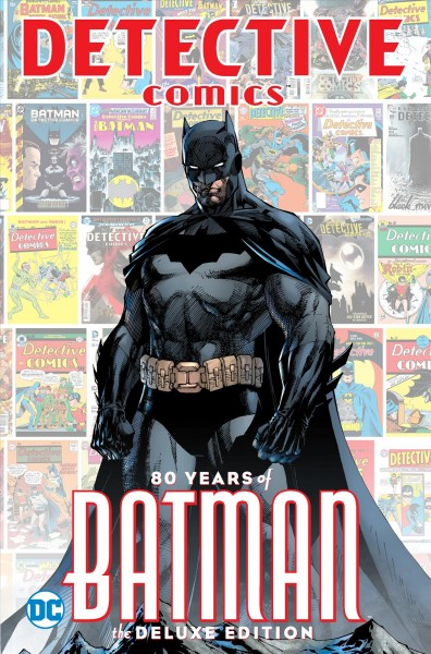 80 Years of Batman, the Deluxe Edition.