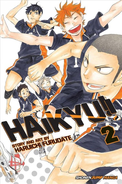 Haikyu!! 2, The View from the Top